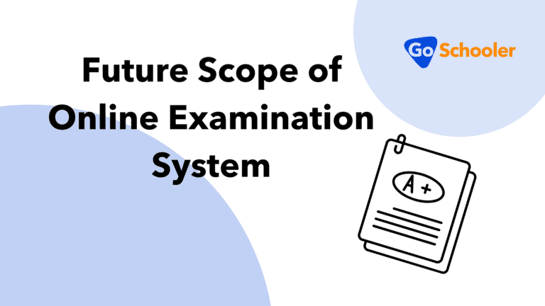 Future Scope of Online Examination System