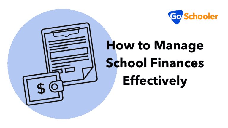 How to Manage School Finances Effectively