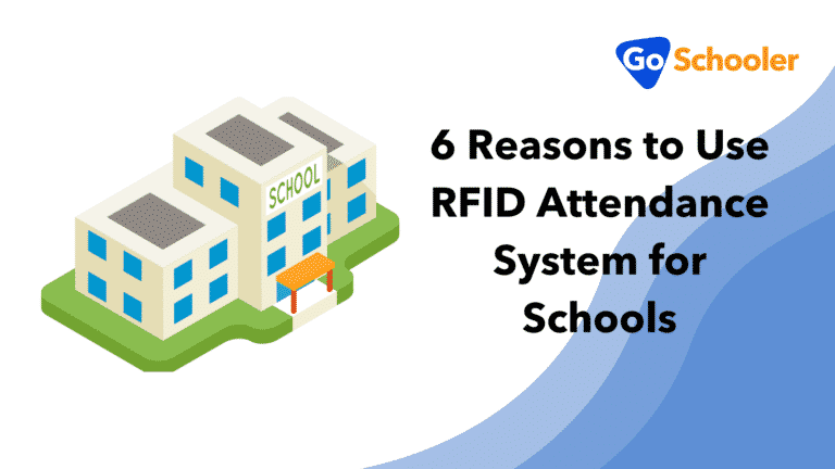 6 Reasons to Use RFID Attendance System for Schools