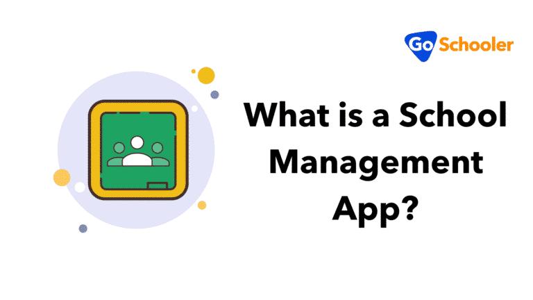 4 School Management App