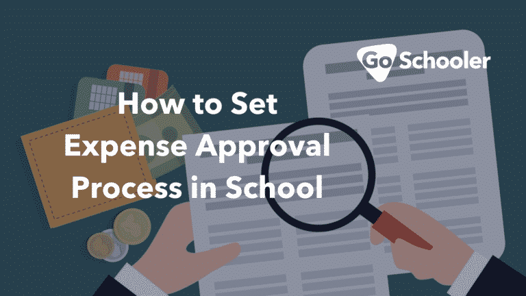 How to Set Expense Approval Process in School