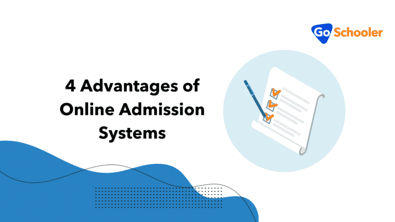 4 Advantages of Online Admission Systems