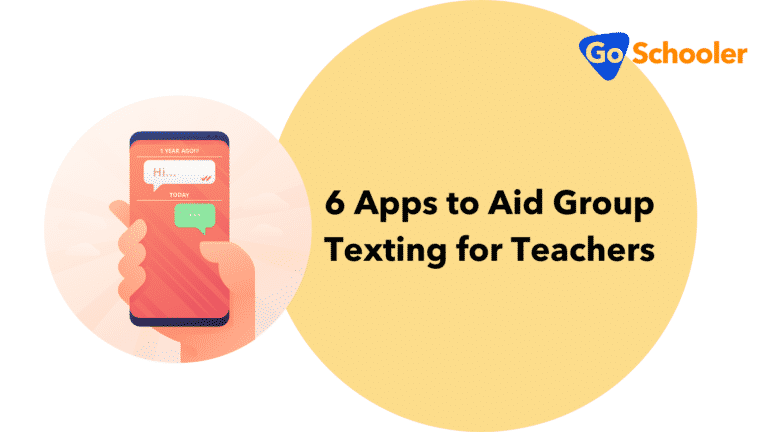 6 Apps to Aid Group Texting for Teachers