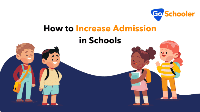 How to Increase Admission in Schools