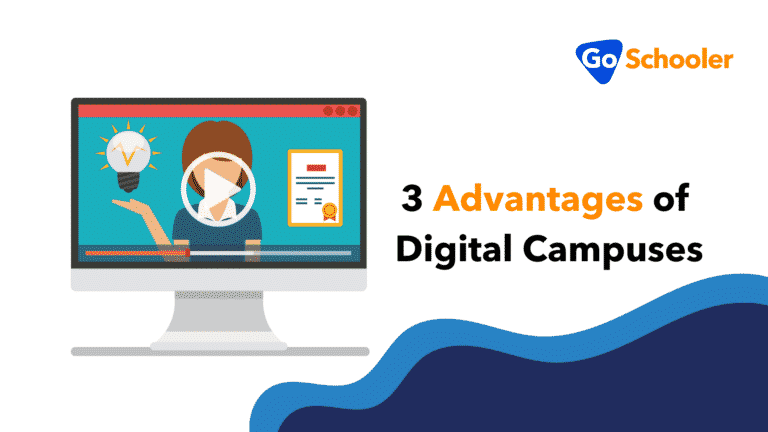 3 Advantages of Digital Campus