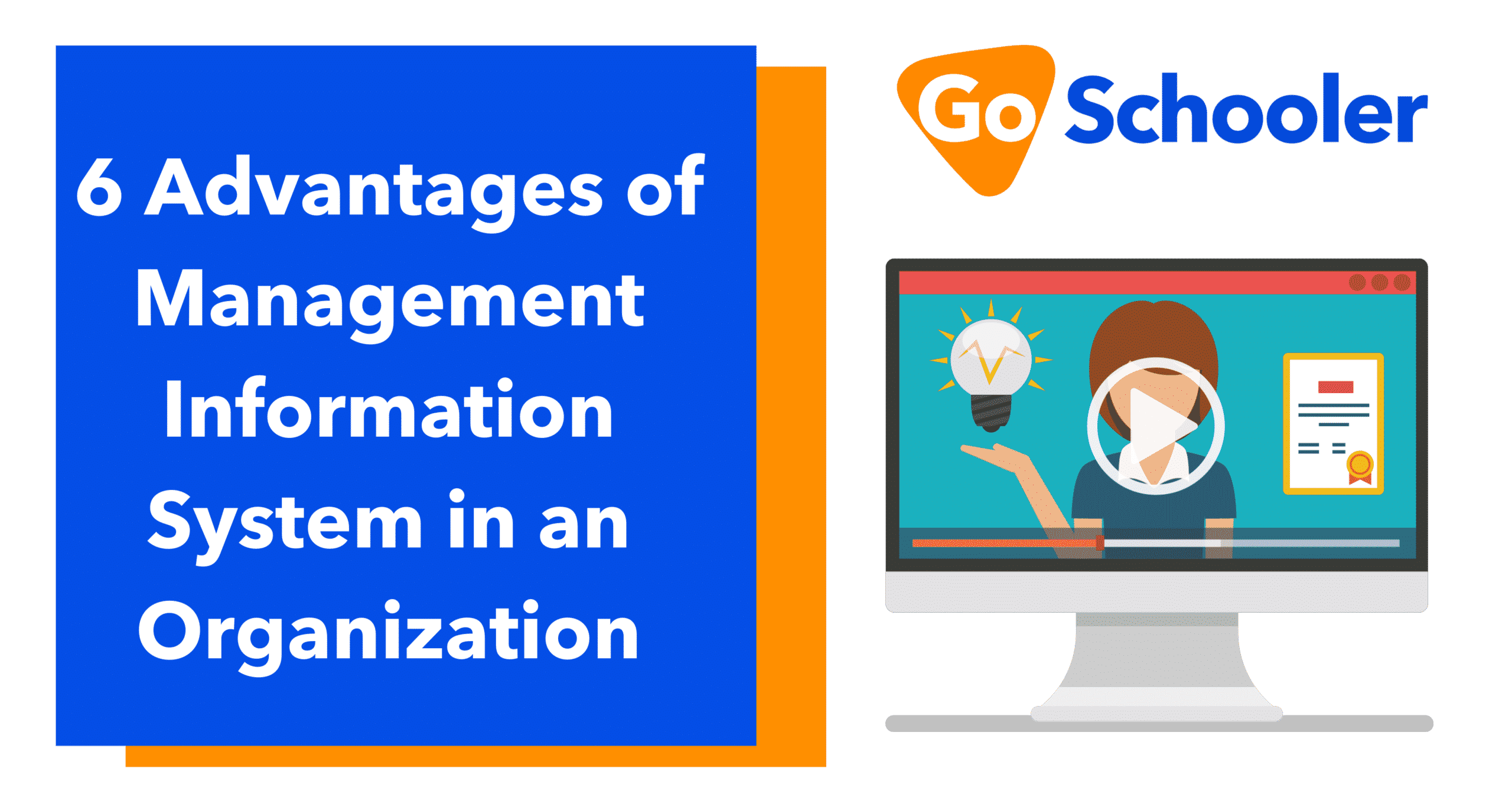 Advantages of Management Information System in an Organization