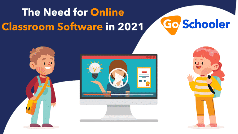 The Need for Online Classroom Software in 2021