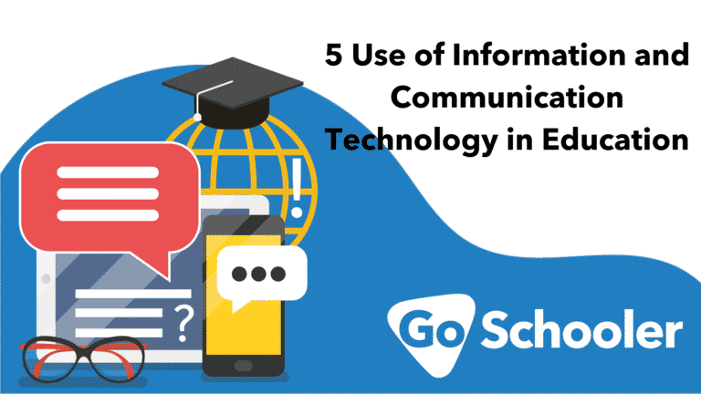 5 Use of Information and Communication Technology in Education