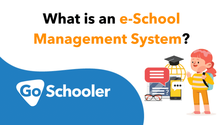 What is an e-School Management System?