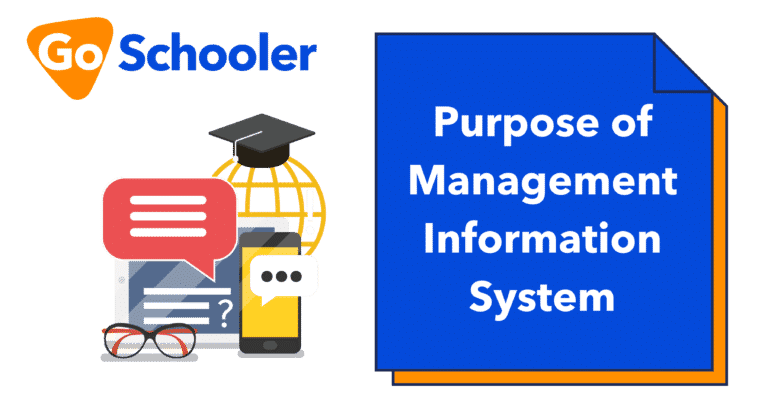 4 Purpose of Management Information System