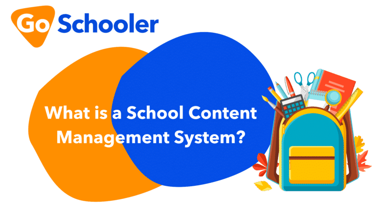 What is a School Content Management System?