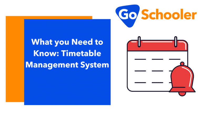 What you Need to Know: Timetable Management System in 2021