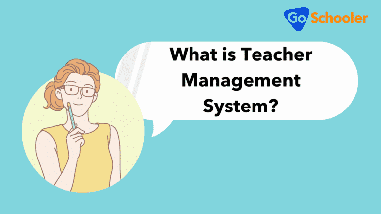 What is Teacher Management System