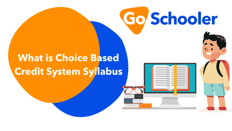 What is Choice Based Credit System Syllabus