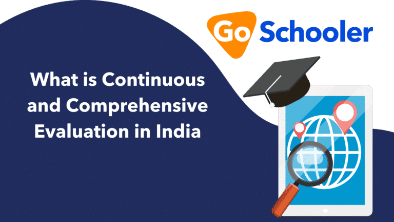 What is Continuous and Comprehensive Evaluation in India