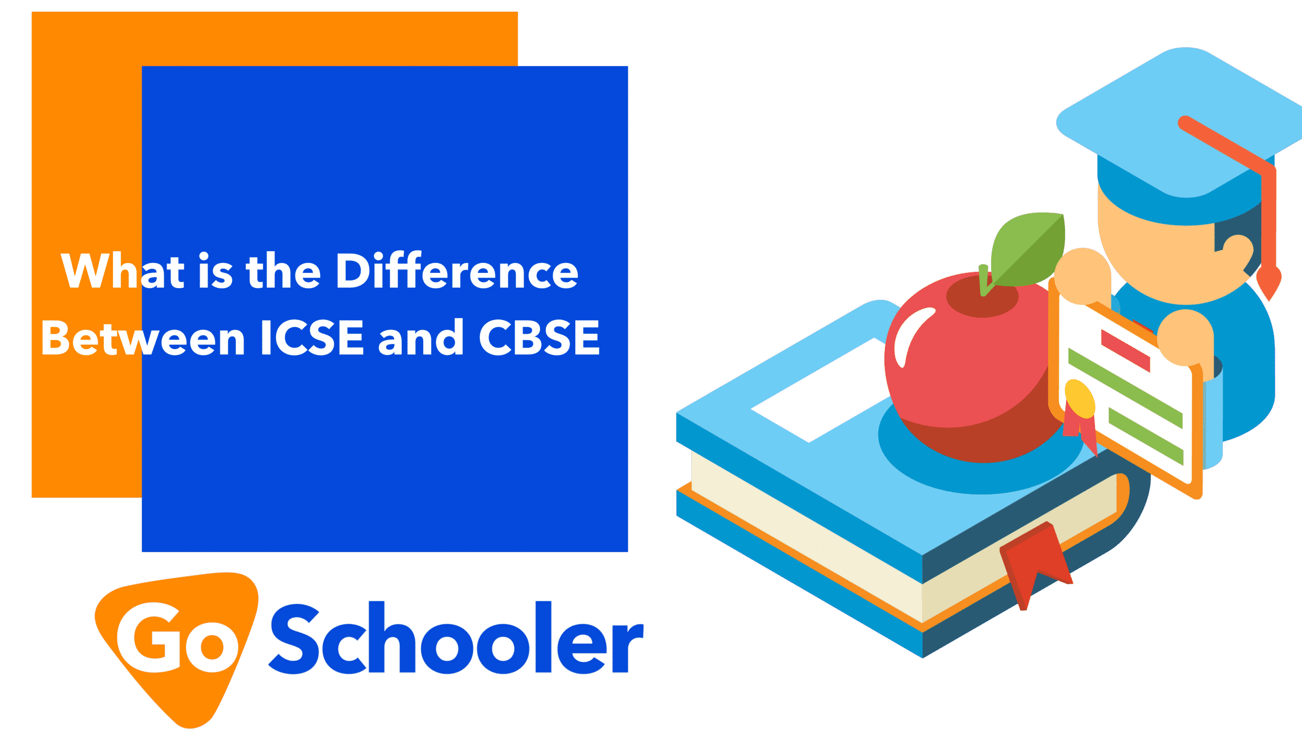 What is the Difference Between ICSE and CBSE